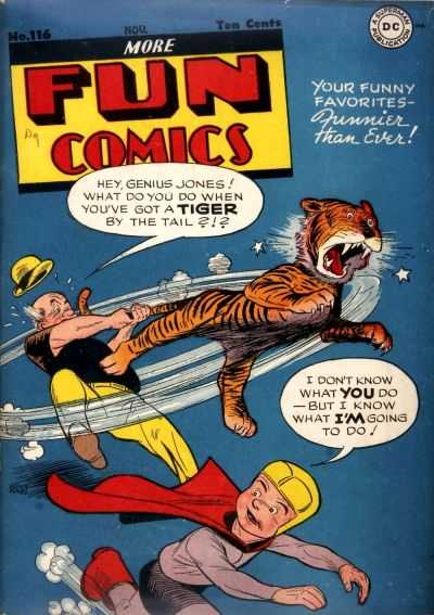 More Fun Comics #116