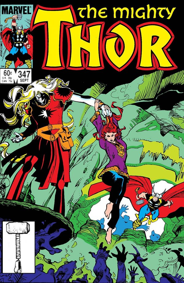 The Mighty Thor #347