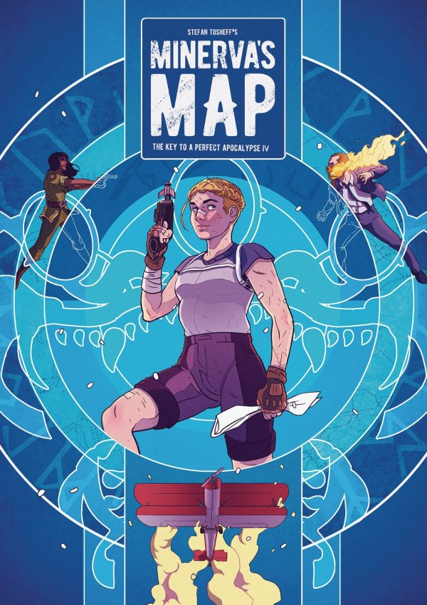 Minerva's Map: The Key to a Perfect Apocalypse #4