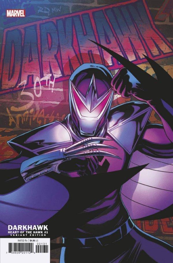 Darkhawk: Heart of the Hawk #1