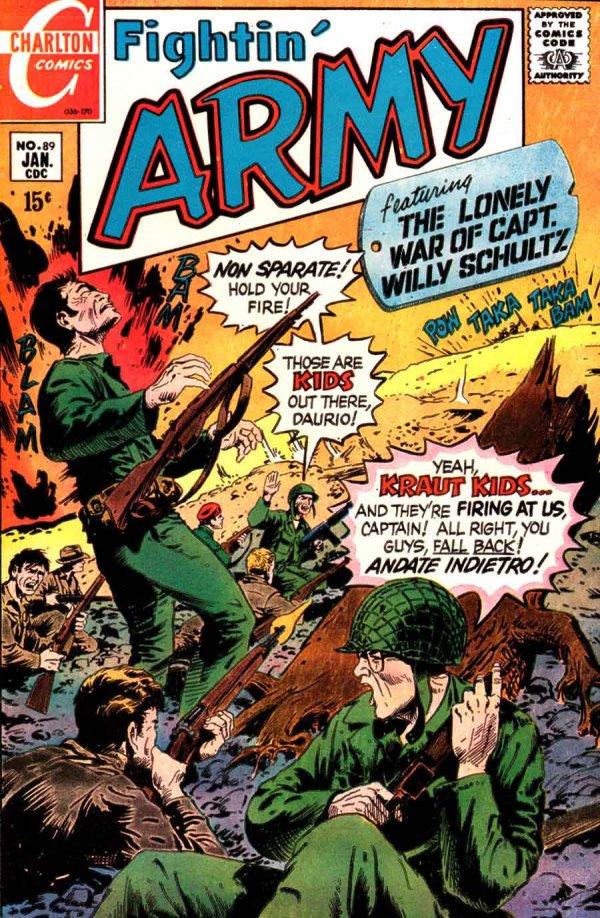 Fightin' Army #89