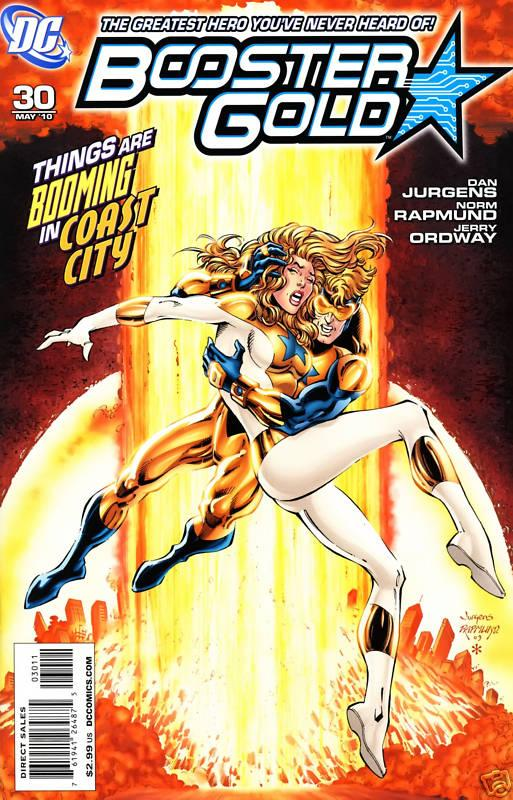 Booster Gold #30