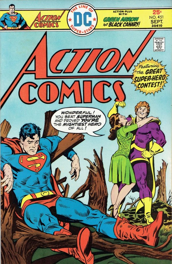 Action Comics #451