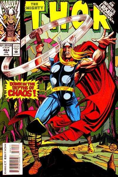 The Mighty Thor #464
