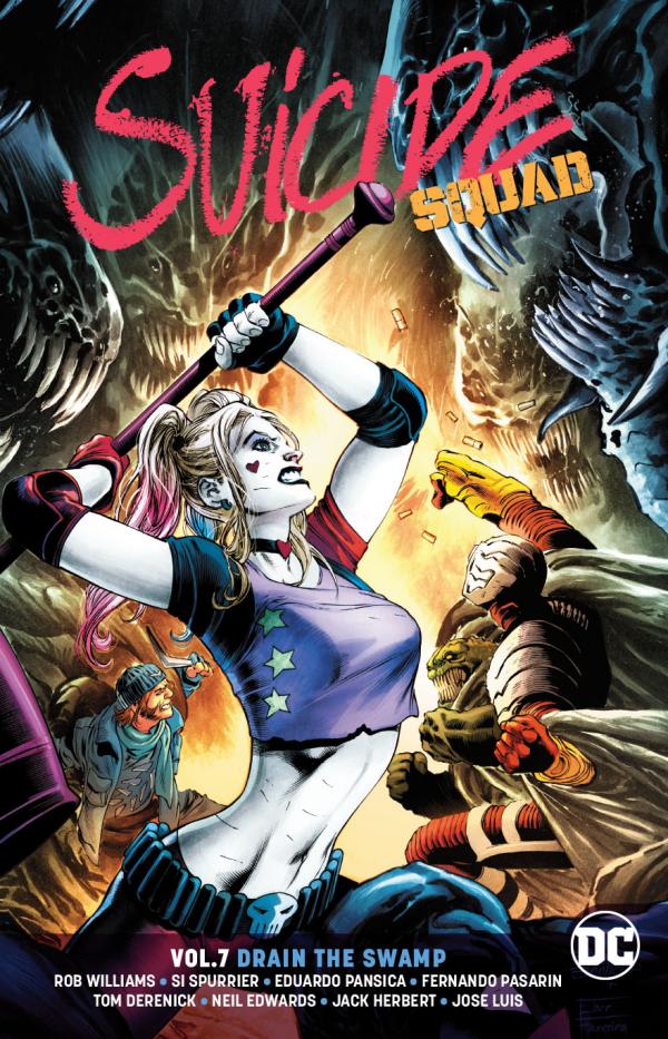 Suicide Squad Vol. 7: Drain the Swamp TP