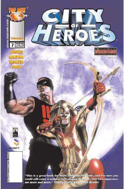 City of Heroes #7