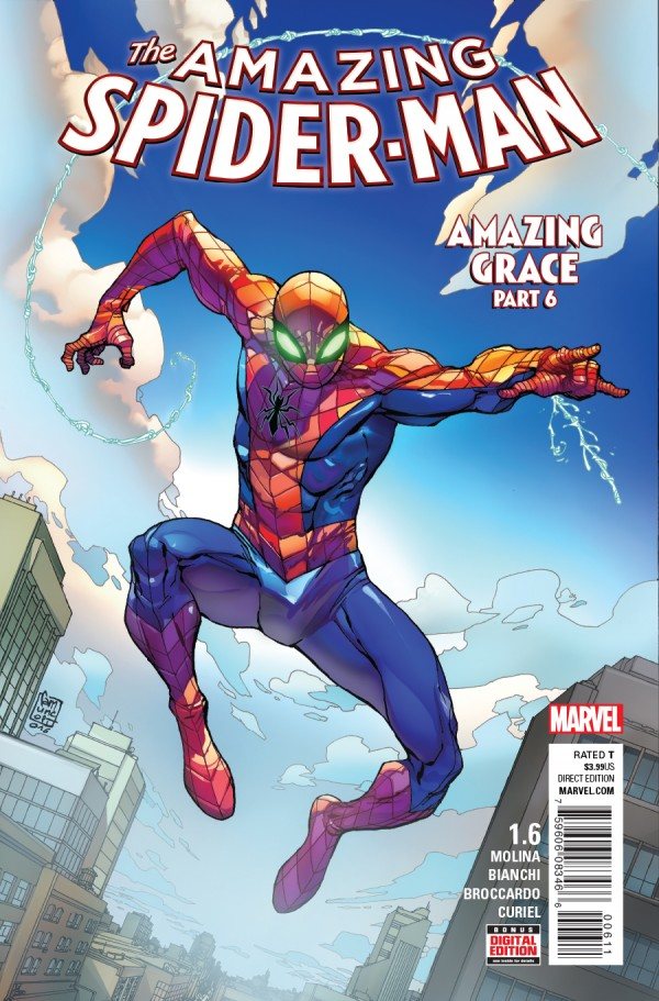 The Amazing Spider-Man #1.6