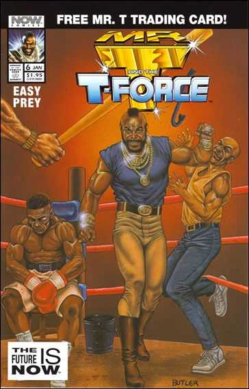 Mr. T and the T-Force #6