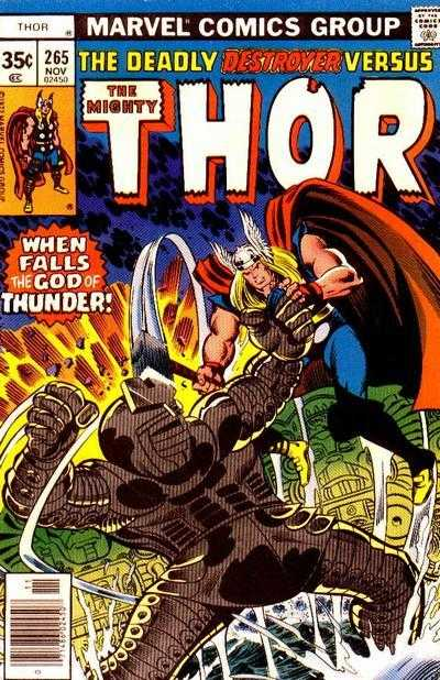 The Mighty Thor #265