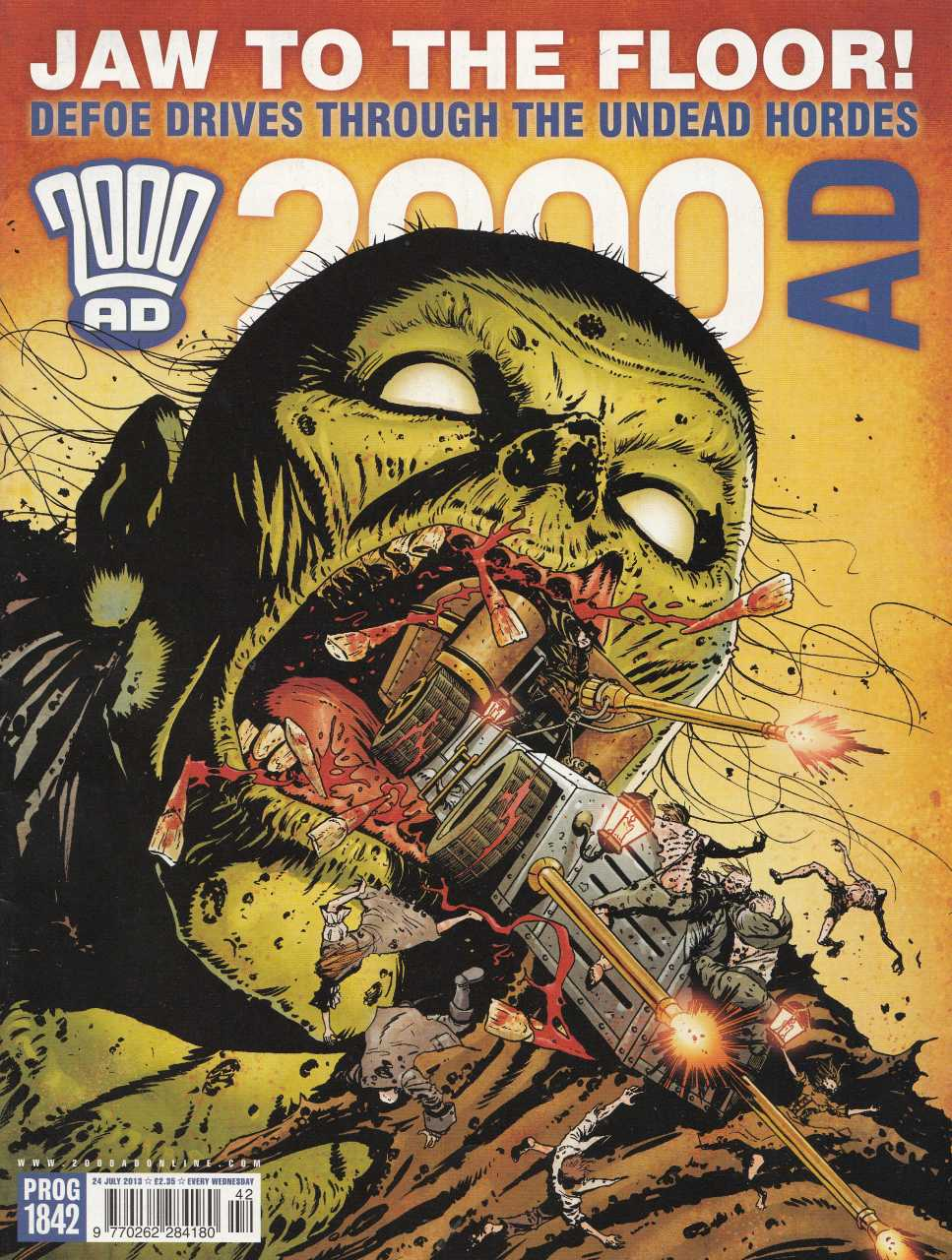 2000 AD #1842