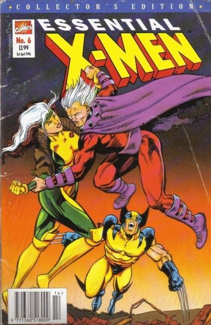 Essential X-Men #6