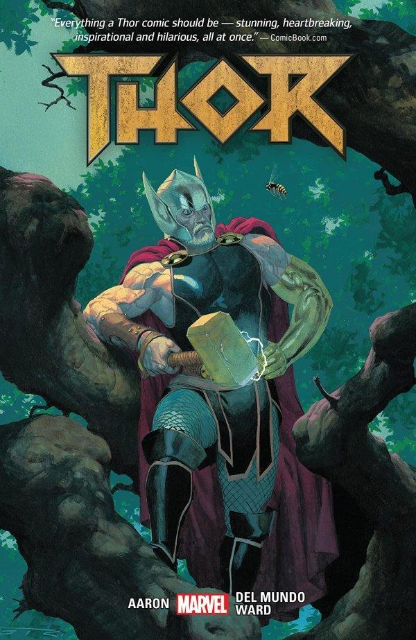 Thor by Jason Aaron Vol. 4 HC