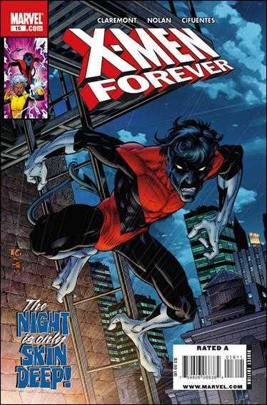 X-Men Forever #16