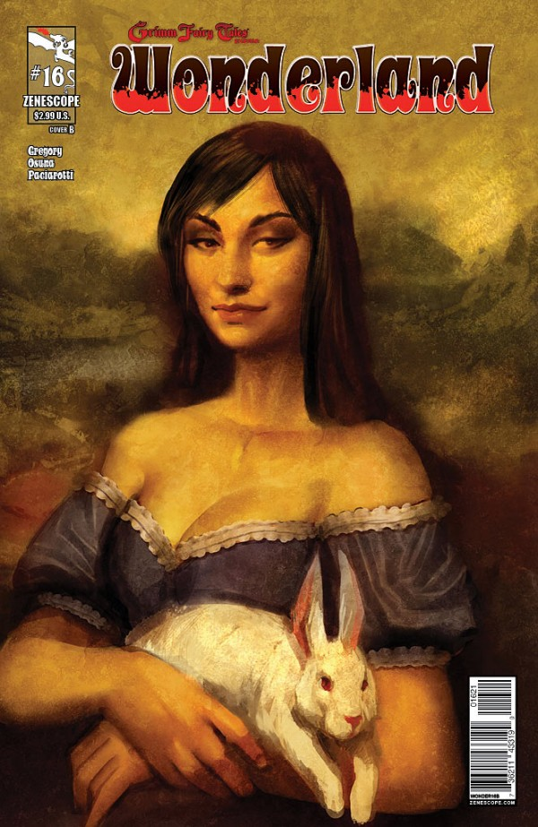 Grimm Fairy Tales Presents Wonderland #16