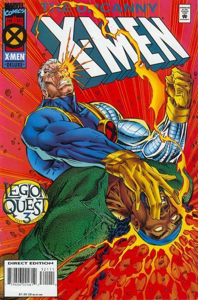 Uncanny X-Men #321