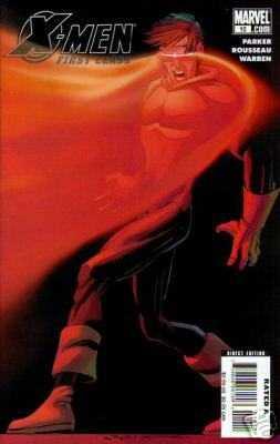 X-Men: First Class #10