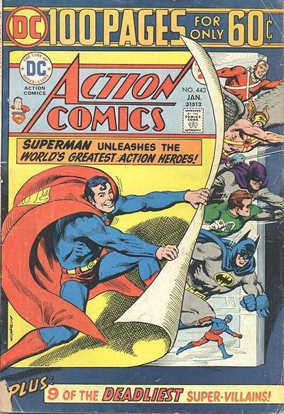 Action Comics #443