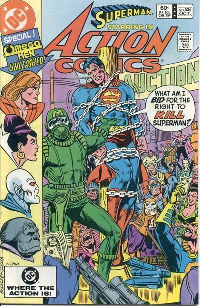 Action Comics #536