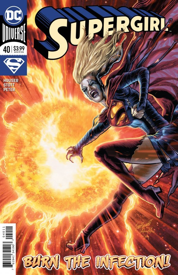 Supergirl #40 review
