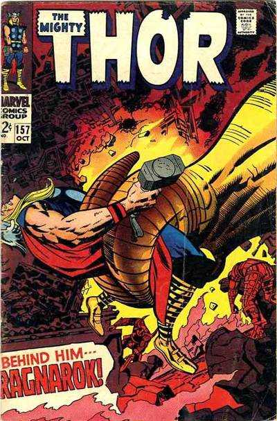 The Mighty Thor #157