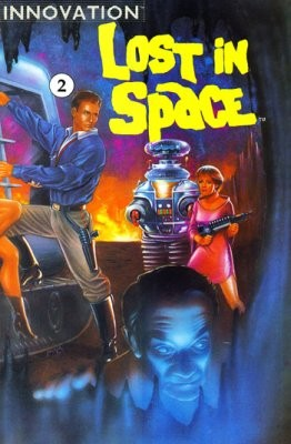 Lost In Space #2 Reviews