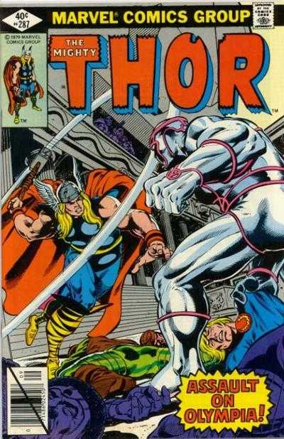 The Mighty Thor #287