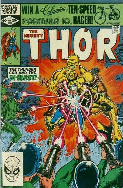 The Mighty Thor #315