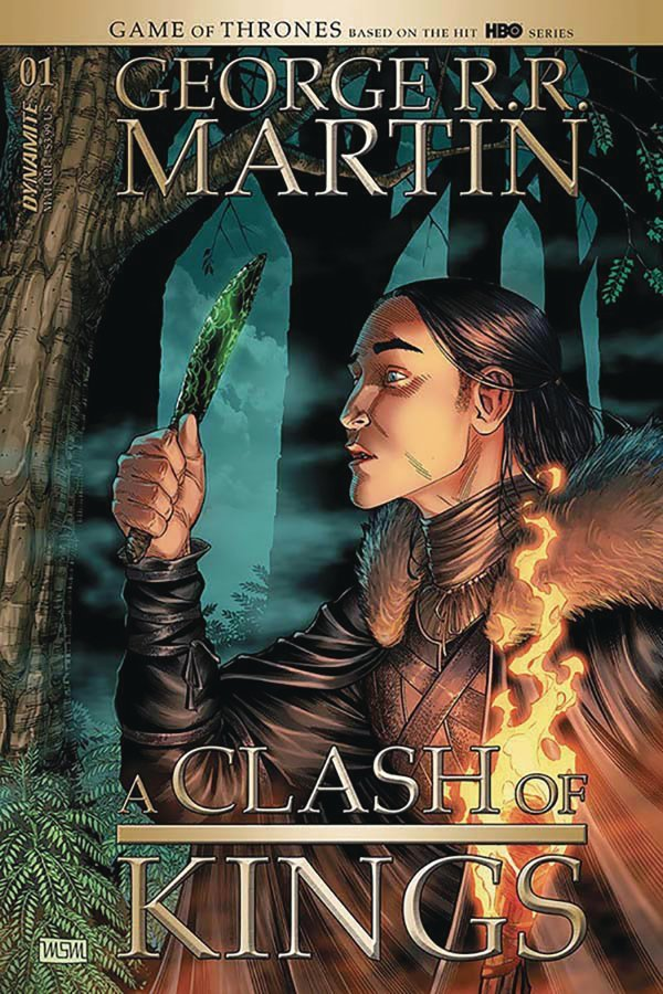 A Game of Thrones: Clash of Kings #1