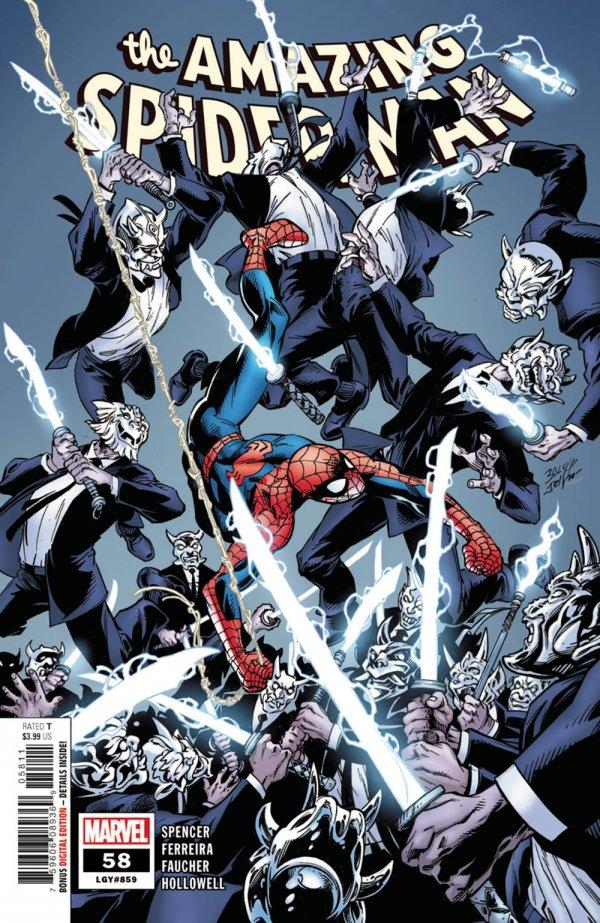 The Amazing Spider-Man #58