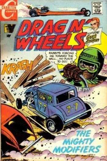 Drag N' Wheels #38