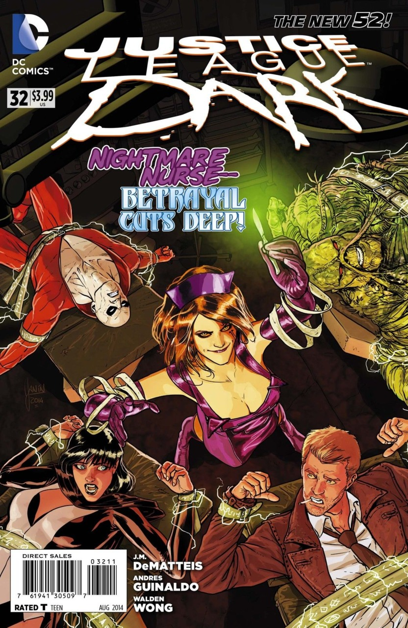 Justice League Dark #32