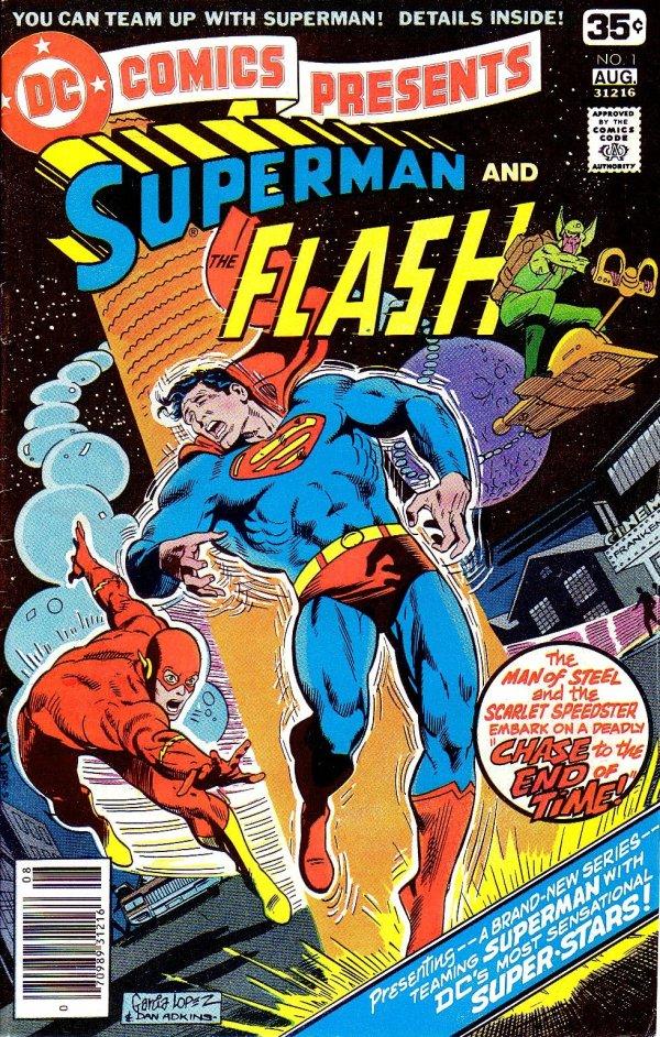DC Comics Presents #1