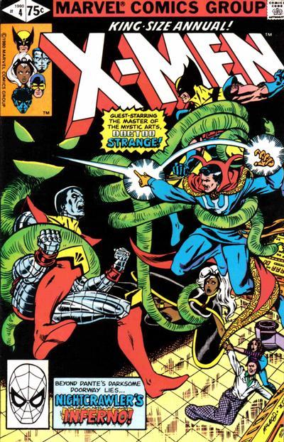 The X-Men Annual #4