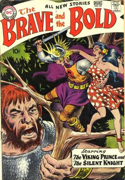 The Brave and the Bold #22