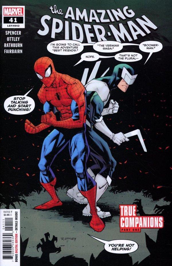 The Amazing Spider-Man #41