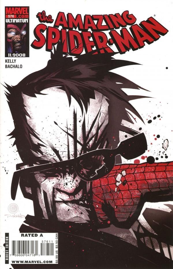 The Amazing Spider-Man #576