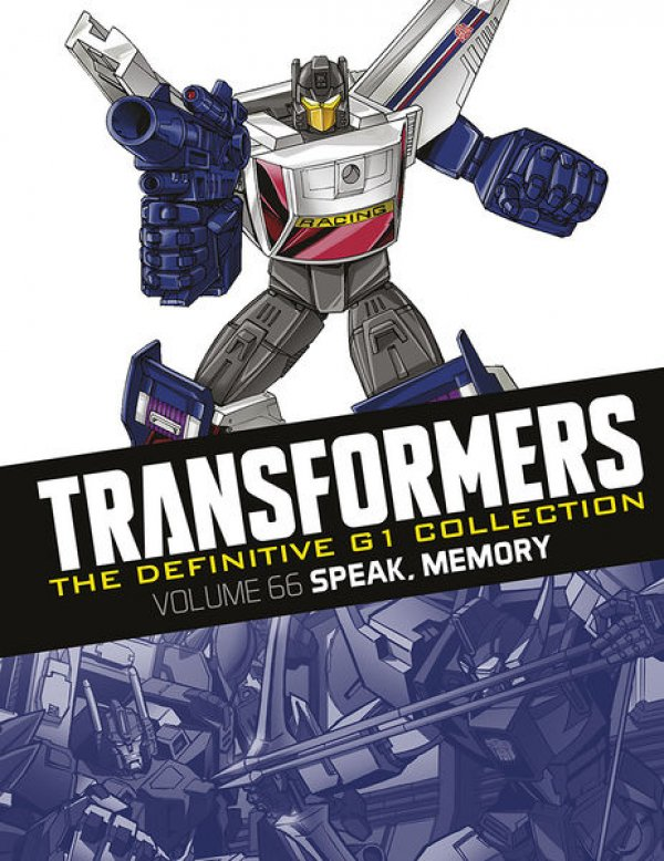 Transformers The Definitive G1 Collection Vol. 066 Speak, Memory