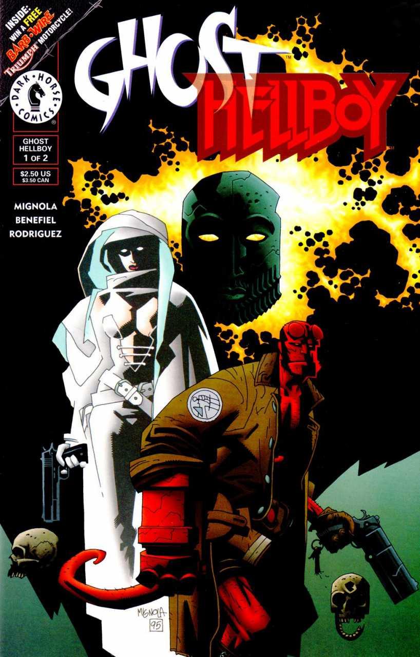 Ghost / Hellboy Special #1