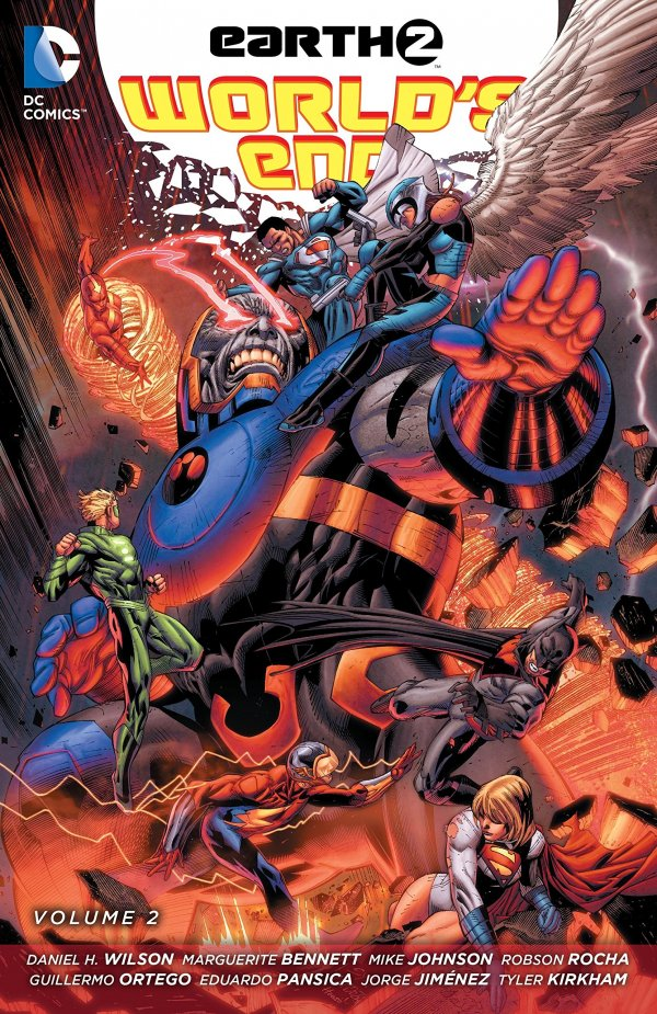 Earth 2: World's End Vol. 2 TP