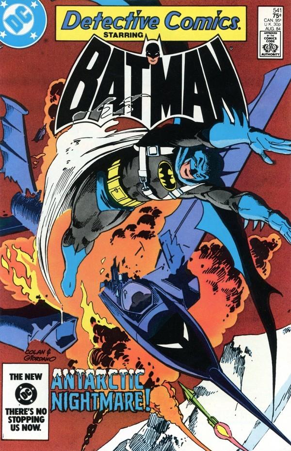 Detective Comics #541