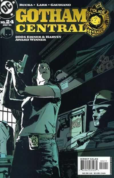 Gotham Central #24