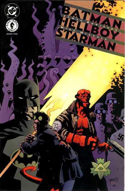 Batman / Hellboy / Starman #2