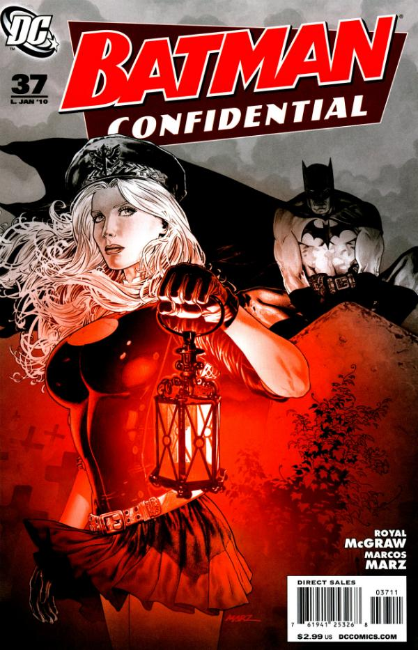 Batman Confidential #37