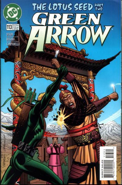 Green Arrow #113