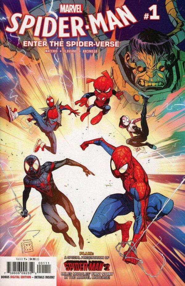 Spider-Man: Enter the Spider-Verse #1