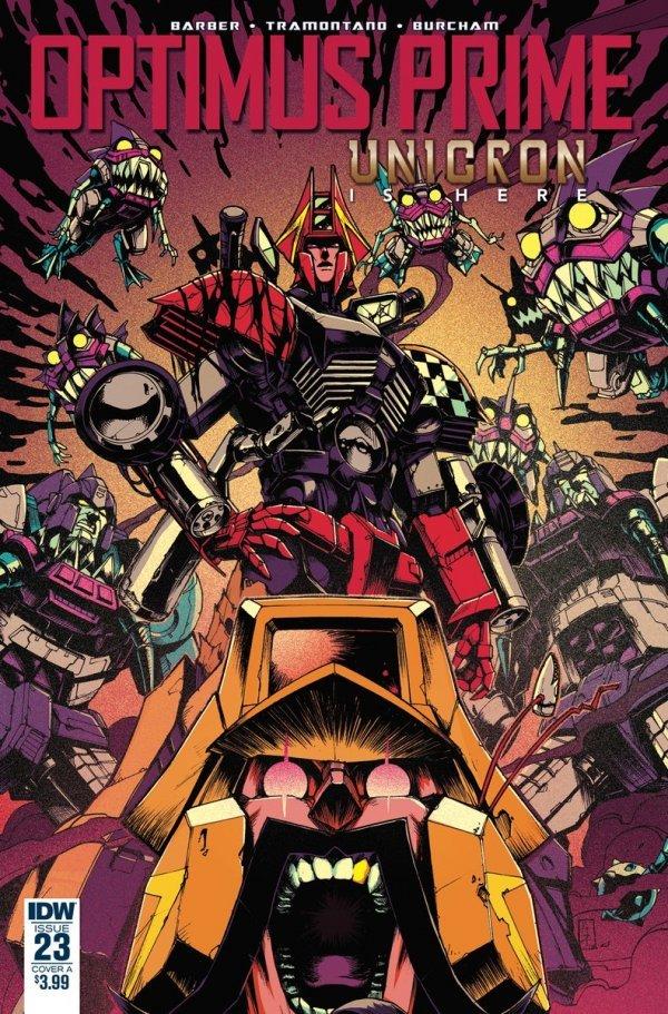Optimus Prime #23