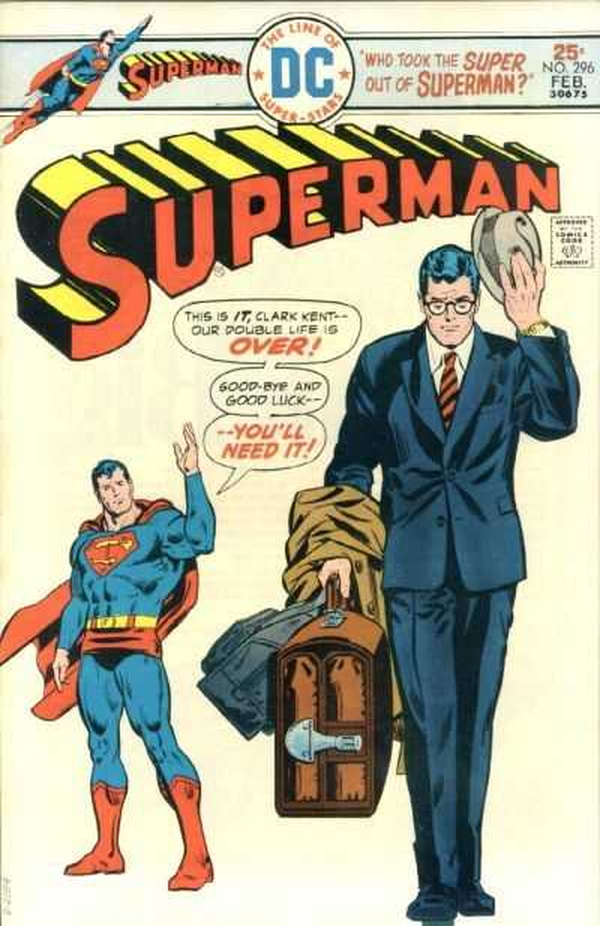 Superman #296