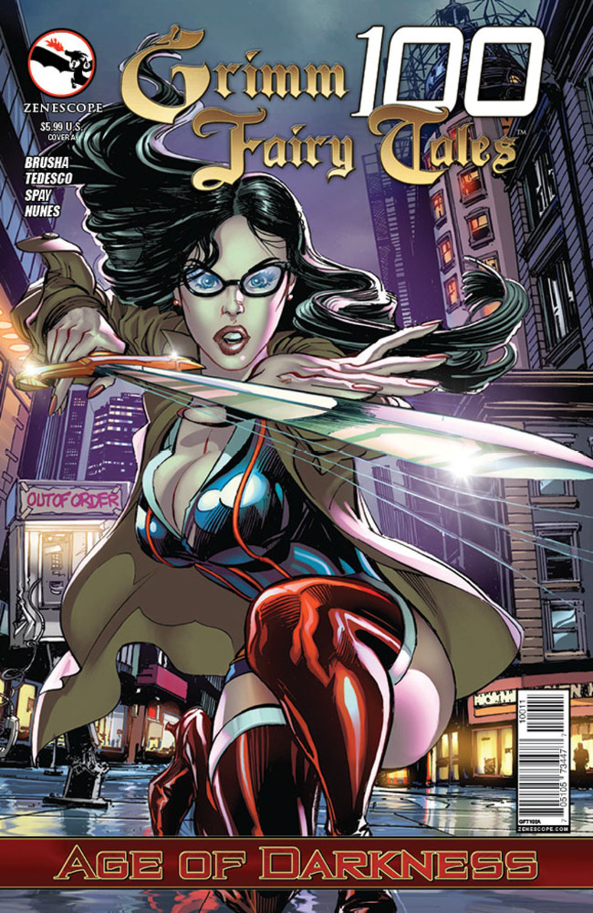 Grimm Fairy Tales #100