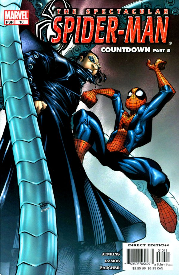 The Spectacular Spider-Man #10