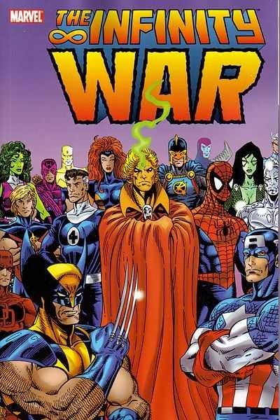 The Infinity War TP